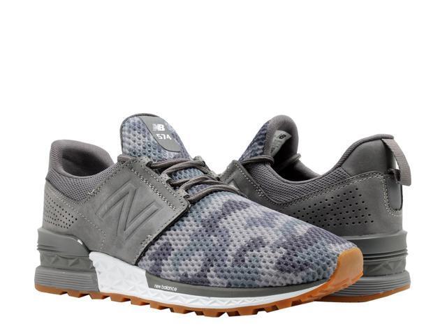 abd1c246984da New Balance 574 Sport Castlerock/Grey Men's Running Shoes MS574DCY Size 10.5