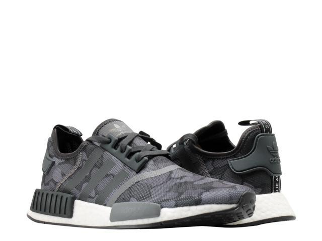 new style cd5e5 af640 Adidas NMD_R1 Core Black/Grey Duck Camo Men's Running Shoes D96616 Size 12  - Newegg.com