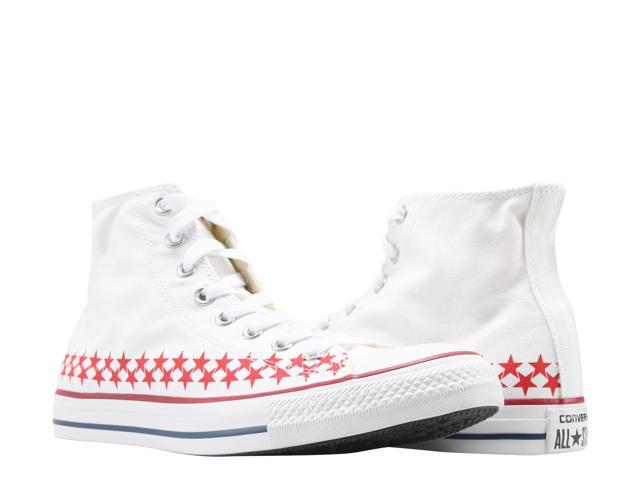 e3414b486fc9 Converse Chuck Taylor All Star White/Blue/Red High Top Sneakers 151015F Size  9 Shoes - Newegg.com