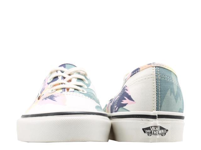 Vans Authentic Vintage Floral Marshmallow Low Top Sneakers VN0A38EMOJQ Size 5