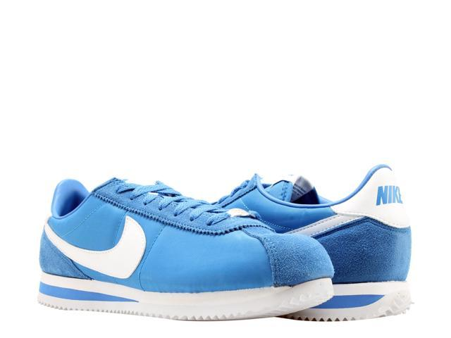3428fc7f Nike Cortez Basic Nylon Signal Blue/White Men's Running Shoes 819720-402  Size 9