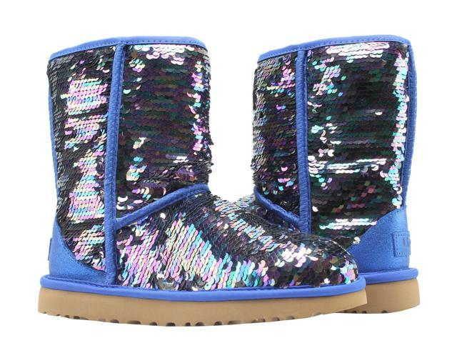 f06a7b0f341 UGG Australia Classic Short Sequin Navy Women's Winter Boots 1094982-NAVY  Size 8 - Newegg.com