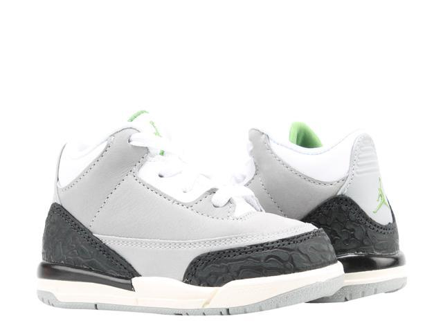 premium selection a4e48 212f8 Nike Air Jordan 3 Retro TD Chlorophyll Toddler Kids Basketball Shoes  832033-006 Size 5 - Newegg.com