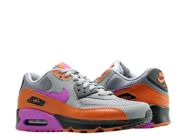 best website 052bd 0e45f Nike Air Max 90 Essential Cool Grey/Vivid Purple Men's Running Shoes  AJ1285-013 Size 9 - Newegg.com