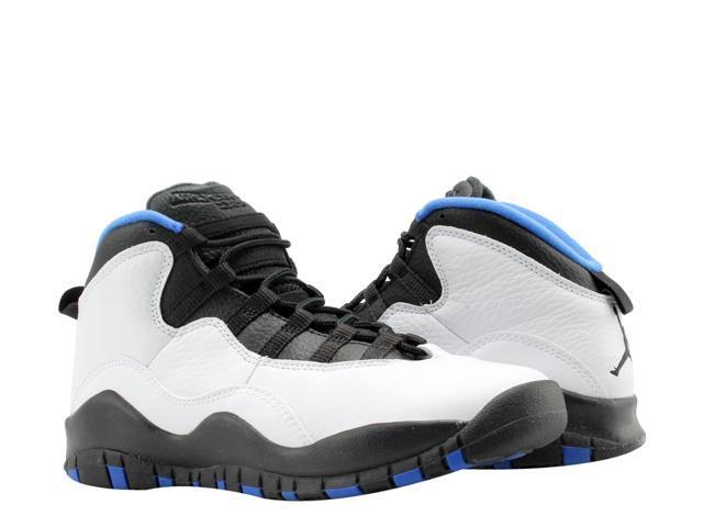 newest 634cc 6e74f Nike Air Jordan 10 Retro Orlando Men's Basketball Shoes 310805-108 Size 9.5  - Newegg.com