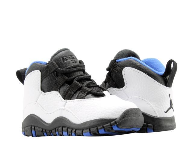promo code a2295 19b1d Nike Air Jordan 10 Retro (TD) Orlando Toddler Kids Basketball Shoes  310808-108 Size 5 - Newegg.com