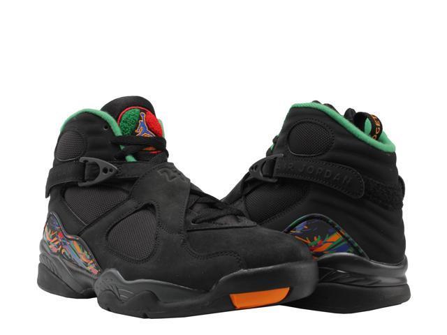 on sale dfb91 ab8b1 Nike Air Jordan 8 Retro Tinker Air Raid Black Men's Basketball Shoes  305381-004 Size 10 - Newegg.com