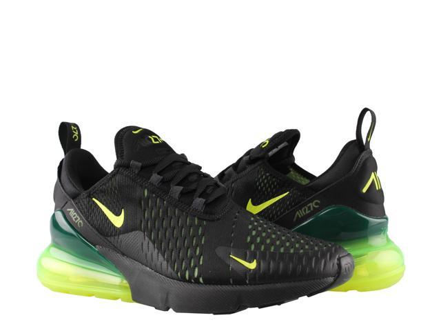 low cost e7d45 a454f Nike Air Max 270 Black/Volt-Black-Oil Grey Men's Lifestyle Shoes AH8050-017  Size 10 - Newegg.com