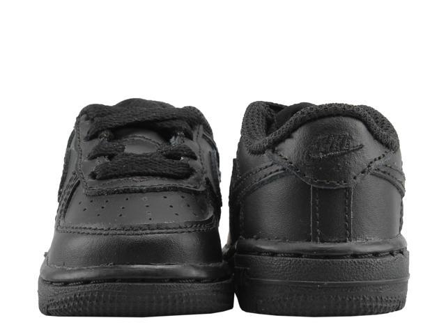 84952834 Nike Air Force 1 (TD) Black/Black Toddler Kids ShoesBasketball Shoes  314194-009 Size 7 - Newegg.com