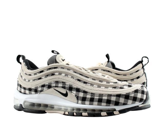 buy online 2d294 4f174 Nike Air Max 97 Premium Light Cream/Black-Sail Men's Running Shoes  312834-201 Size 10 - Newegg.com