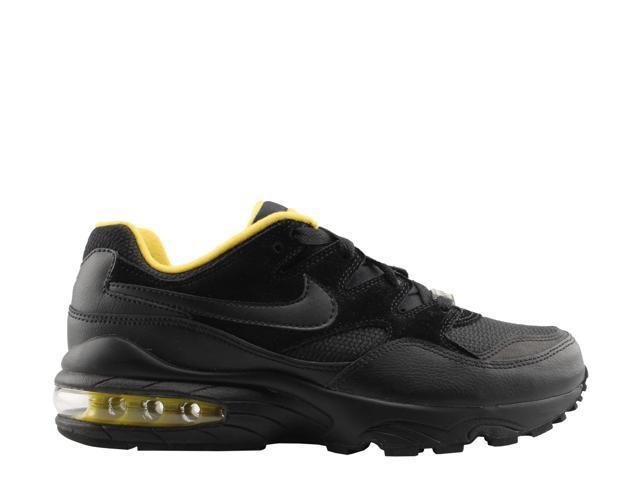 Nike Air Max 94 SE BlackBlack Tour Yellow Men's Running Shoes AV8197 002 Size 9