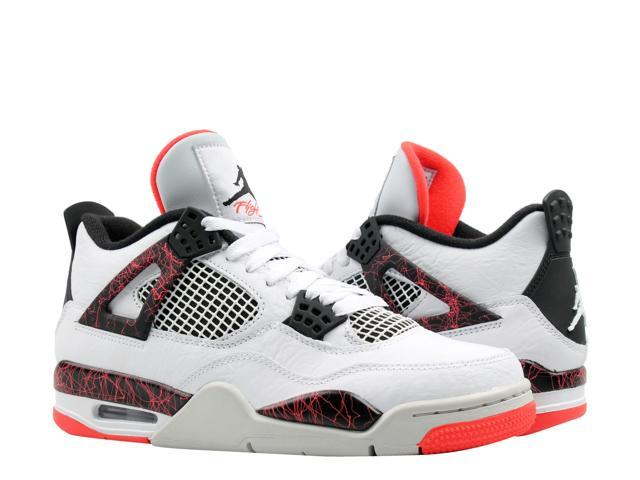 943ca4072bda69 Nike Air Jordan 4 Retro Flight Nostalgia Men s Basketball Shoes 308497-116  Size 13