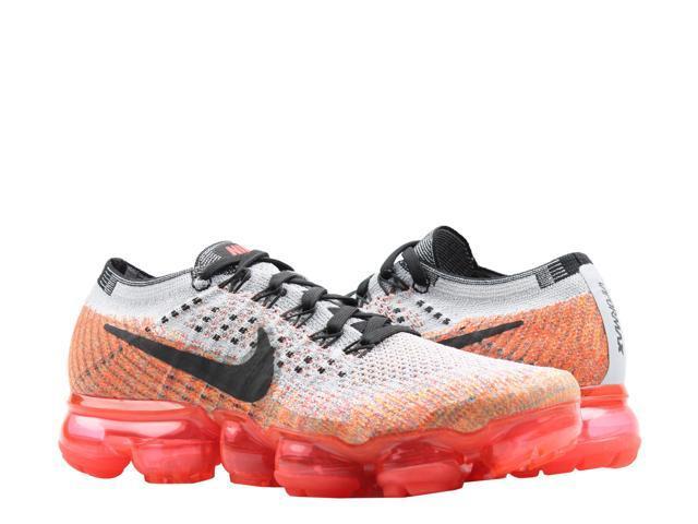 new styles 70754 61d80 Nike Air VaporMax Flyknit Grey/Black-Crimson Women's Running Shoes  849557-026 Size 7 - Newegg.com