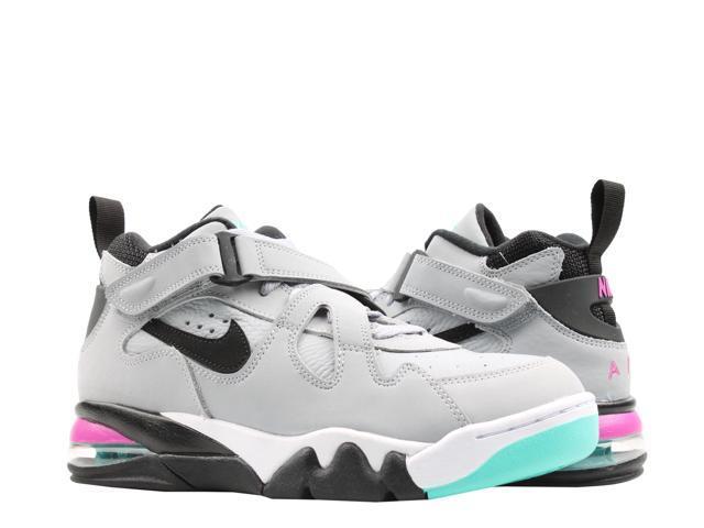 Nike Air Force Max CB GreyBlack Fuchsia Men's Basketball Shoes AJ7922 003 Size 10
