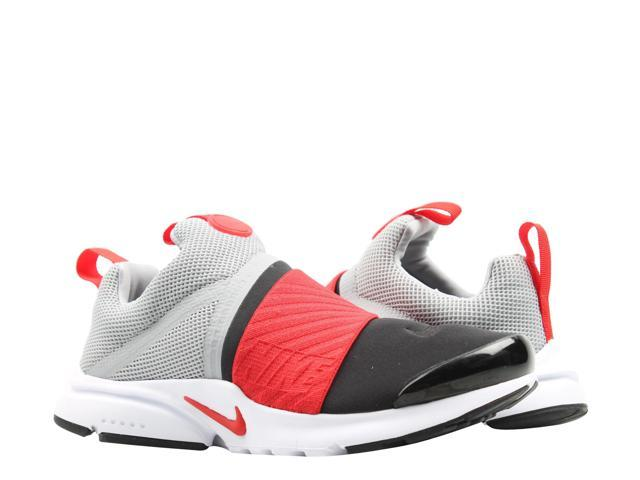 new products 15ab4 c196d Nike Presto Extreme (GS) Grey/Red-Black Big Kids Running Shoes 870020-009  Size 5 - Newegg.com