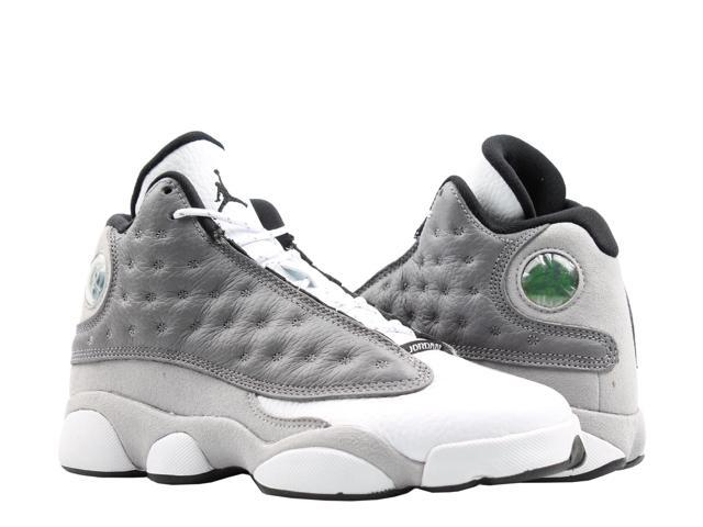 big sale 128dc eb64a Nike Air Jordan 13 Retro Atmosphere Grey Big Kids Basketball Shoes  884129-016 Size 6 - Newegg.com