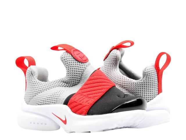 cheap for discount 5ad4a 7daa9 Nike Presto Extreme (TD) Gry/Red-Black Big Little Kids Running Shoes  870019-009 Size 5 - Newegg.com