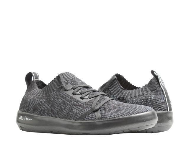 low priced 36699 1fc35 Adidas Terrex Boat DLX Parley Triple Black Men's Shoes DB1162 Size 12 -  Newegg.com
