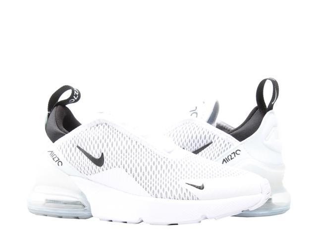 cheaper 0b2cc 4f4b6 Nike Air Max 270 (PS) White/Black-White Little Kids Running Shoes  AO2372-100 Size 2.5 - Newegg.com