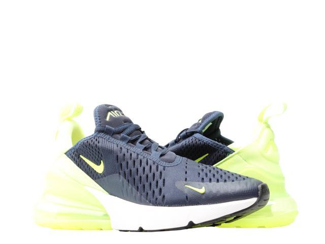 Nike Air Max 270 ObsidianVolt Glow White Women's Lifestyle Shoes AH6789 401 Size 6