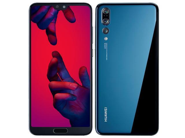 Huawei P20 Pro 128GB Single-SIM (No CDMA, GSM only) Factory Unlocked 4G/LTE  Smartphone (Midnight Blue) - Newegg ca