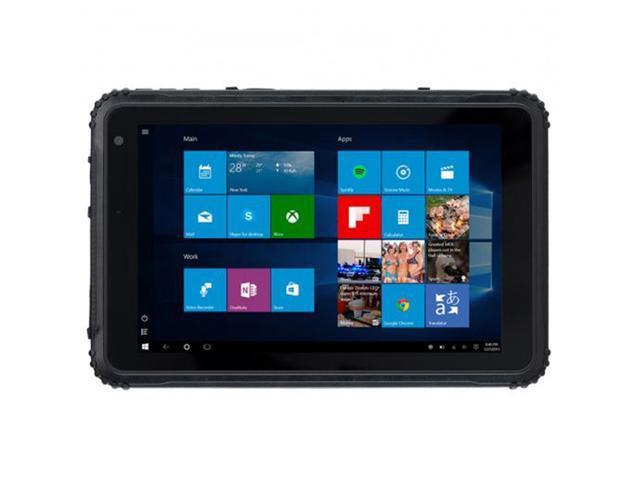 Caterpillar CAT T20 64GB Rugged IP67 Wi-Fi + 4G/LTE Tablet - Black -  Newegg com