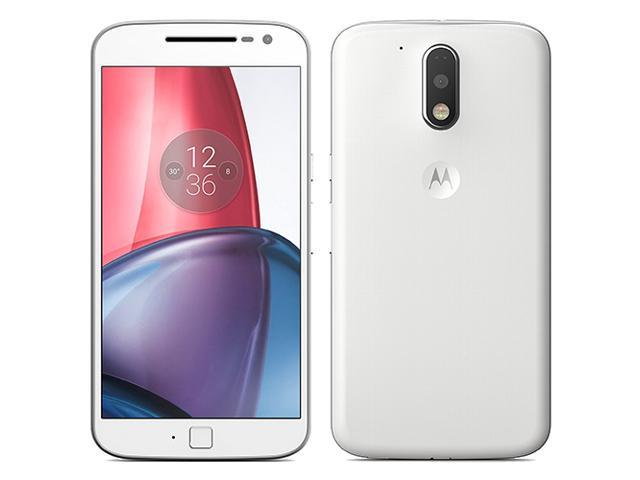 Moto G4 Plus (White, 16 GB)