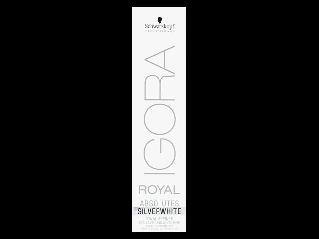 f0d228a392 Schwarzkopf Professional Igora Royal Absolutes Silverwhite Dove Grey Color  60ml