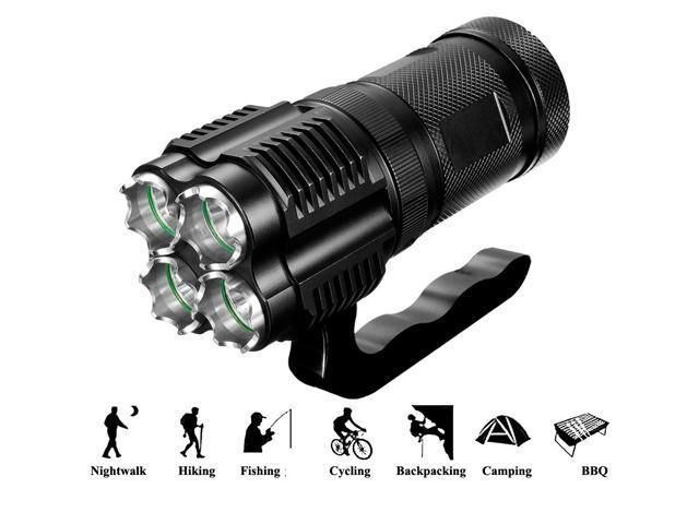 2in1 Dual Function LED Work Area Lamp Handheld Torch Floodlight Camping