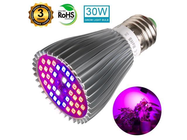 Light Bulb 30w Full Spectrum Grow Bulbs