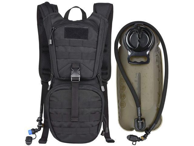3L Moutain Bike MTB Cycling Hydration Backpack Running Hiking Water Bladder Bag