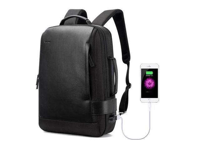 New BOPAI 15.6 Inch Travel Anti Theft Computer Backpack USB School Laptop Bag