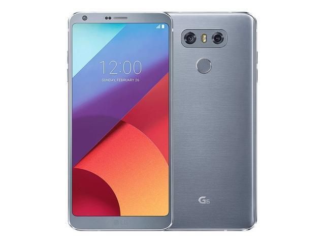 Refurbished: LG G6 VS988 Smartphone Quad Core 4G LTE Android Single SIM 4GB  RAM 32GB ROM 5 7