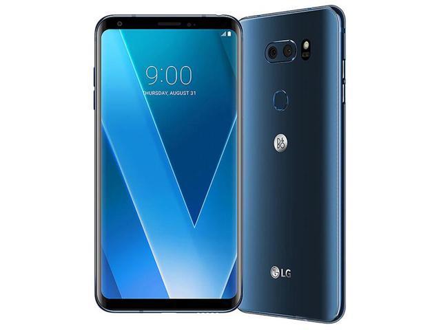 Original Unlocked LG V30 H932 Octa core Single SIM Android Cellphone 6 0''  inch 4G RAM 64G ROM 4G LTE Fingerprint (T-Mobile Version) - Newegg com