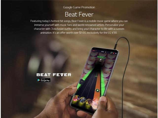 Refurbished: Original Unlocked LG V30 H931 4G RAM 64G ROM Octa Core Single  SIM Android Cellphone 6 0'' inch 4G LTE Fingerprint (AT&T Version) -