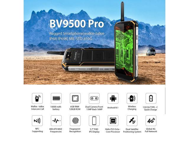 Blackview BV9500 Pro Mobile Phone Android 8 1 Octa Core 5 7