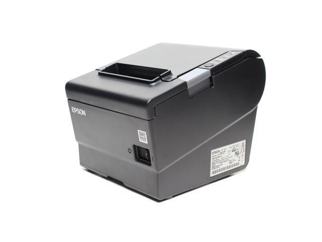 Roll 3.15 in USB Epson TM T88V B//W - up to 708.7 inch//min Receipt Printer Serial Thermal line