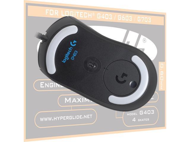 Hyperglide Mouse Skates for Logitech (G403) - Newegg com