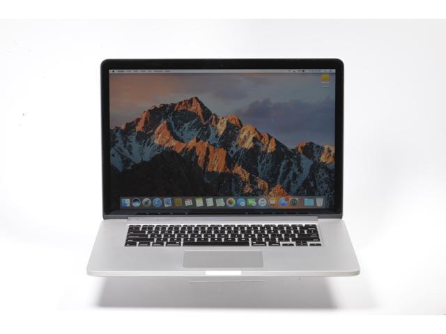 Refurbished: (Certified Refurb) MacBook Pro 15 Retina 2.5GHz Quad Core i7 16GB RAM 512GB PCIe Flash Storage Dual GPU Grade A++