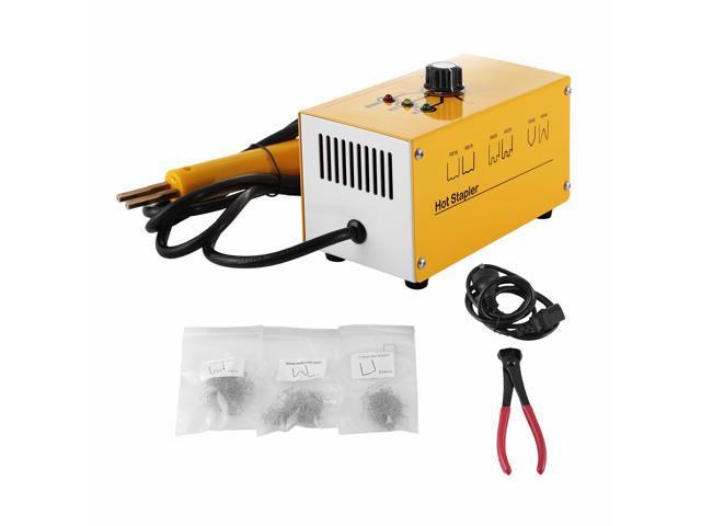 VEVOR Hot Stapler Plastic Repair Kit 300 Staples Tool 20W Plastic Welder on