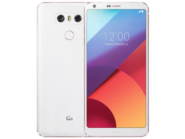 Refurbished: LG G6 H871 Smartphone Quad Core 4G LTE Android Single SIM 4GB  RAM 32GB ROM 5 7