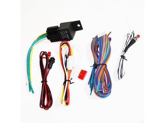 Gravity Car Alarm /& Keyless Entry System w//Internal Shock Sensor G1SX