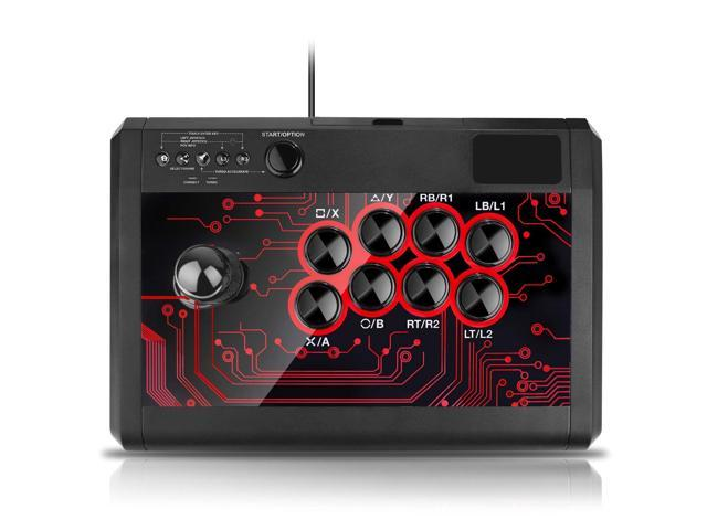 Arcade Fight Stick , Fighting Joystick for PS4 PS3 XBOX ONE 360 PC, Android  tablet (Not for IOS system) - Newegg com