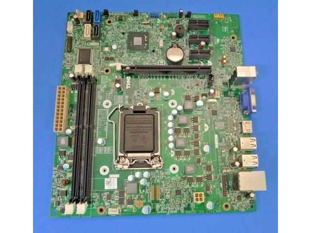 Refurbished: GENUINE Dell Inspiron 620 Optiplex 390 Motherboard LGA1155  48 3EQ01 011 GDG8Y - Newegg com