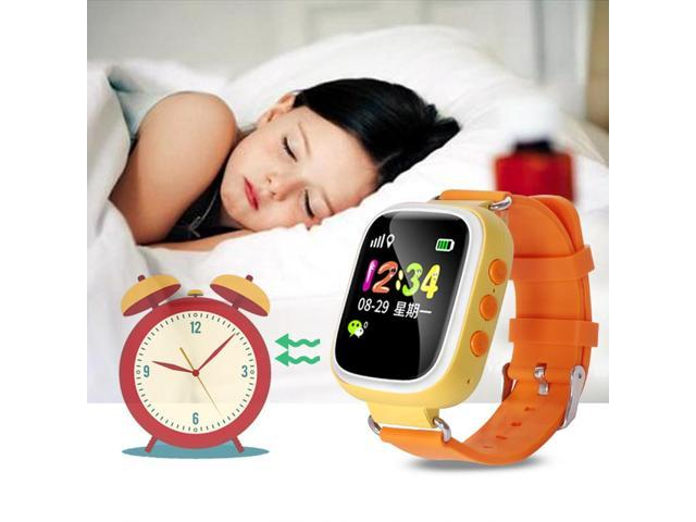 Q20 GPS Children Watch Child Smart Watch Phone Position 1 44 inch  Push-button WIFI SOS Smart Baby Watch Anti Lost Smartwatch - Newegg com