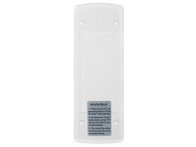 Air Conditioner conditioning remote control for mitsubishi Km05 Km05a Km05b  Km05c Km05d Km05e KM07J KM07K KM07L KM07M KM05F - Newegg com