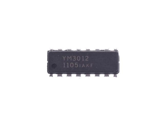 1pcs YM3012 3012 DIP-16