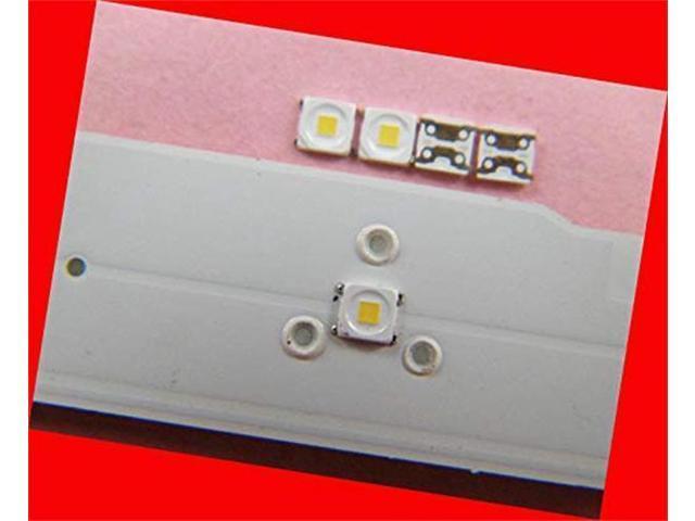 50piece/lot for Repair Samsung 32 55-inch LCD TV LED Backlight SMD LEDs  2828 3V Cold White Light Light-Emitting diode - Newegg com
