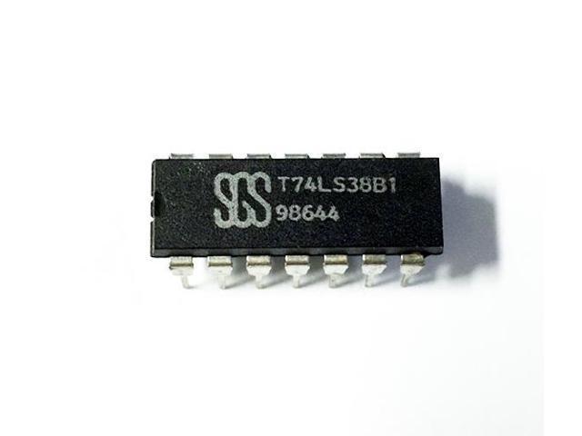 5PCS X 74LS38 DIP-14