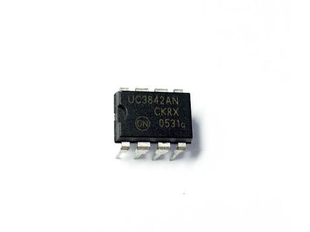 10 PCS UC3842AN DIP-8 UC3842 TL3482 KA3842 3842 PWM Controller IC -  Newegg com